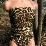 Bathing Suit Medium Wrap-ar..