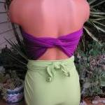 Bathing Suit Medium Wrap Ar..